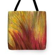 Fall Prairie Grass By Jrr Tote Bag by First Star Art