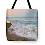 Falling In Love Tote Bag by Olga Hamilton