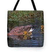 Family Affair Tote Bag by Skip Willits