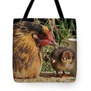 Family Tote Bag by Karin Pinkham