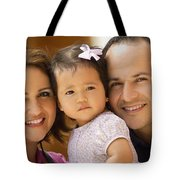 Family Portrait Tote Bag by Don Hammond