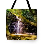 Fantasy Forest Tote Bag by Karen Wiles
