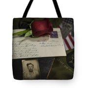 Farewell Tote Bag by Amber Kresge