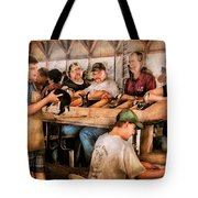 Farm - Farmer - By The Pound Tote Bag by Mike Savad