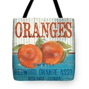 Farm Fresh Fruit 2 Tote Bag by Debbie DeWitt
