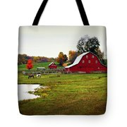 Farm Perfect Tote Bag by Marty Koch