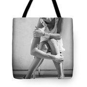Fashion Instinct Bw Palm Springs Tote Bag by William Dey