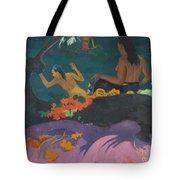 Fatata Te Miti  Tote Bag by Paul Gauguin