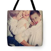 Feel The Joy Tote Bag by Laurie Search
