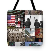 Fenway Memories Tote Bag by Joann Vitali