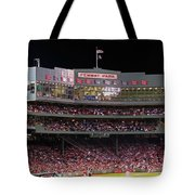 Fenway Park Tote Bag by Juergen Roth