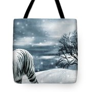 Ferocious Beauty Tote Bag by Lourry Legarde