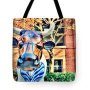 Fierce Tote Bag by Emily Kay