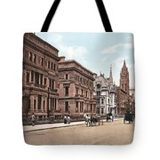 Fifth Avenue Tote Bag by Unknown