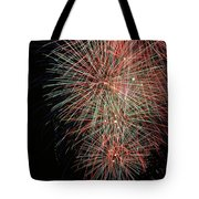 Fireworks6500 Tote Bag by Gary Gingrich Galleries