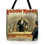 First Round Tote Bag by Aged Pixel
