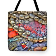 Fishing Bouys Tote Bag by Heidi Smith