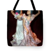Flamenco Tote Bag by Patrick Witz
