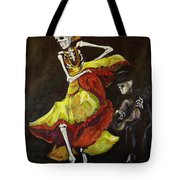 Flamenco Vi Tote Bag by Sharon Sieben