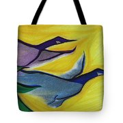 Flight By Jrr Tote Bag by First Star Art