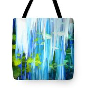 Float 1 Tote Bag by Angelina Vick