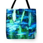 Float 2 Horizontal Tote Bag by Angelina Vick