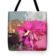 Floral Fiesta - S33ct01 Tote Bag by Variance Collections