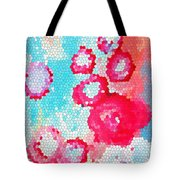 Floral IIi Tote Bag by Patricia Awapara