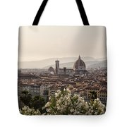 Florence Italy Tote Bag by Melany Sarafis