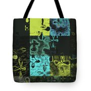Florus Pokus A02 Tote Bag by Variance Collections