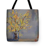 Flower Arrangement Exotic  Tote Bag by Patricia Awapara