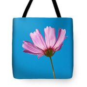 Flower - Growing Up In Philadelphia Tote Bag by Mike Savad
