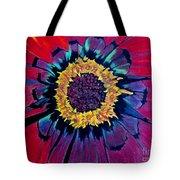 Flowerburst Tote Bag by Rory Sagner