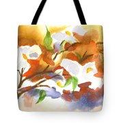 Flowering Dogwood IIi Tote Bag by Kip DeVore
