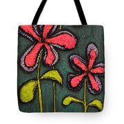 Flowers For Sydney Tote Bag by Shawn Marlow
