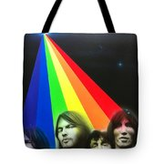 'floyd' Tote Bag by Christian Chapman Art