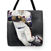 Floyd Little Tote Bag by Don Medina