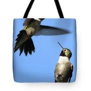 Fluttering Tote Bag by Shane Bechler