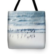 Flying Free Tote Bag by Jenny Rainbow