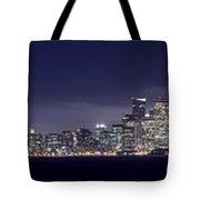 Fog City San Francisco2 Tote Bag by Mike Reid