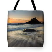 Fogarty Tides Tote Bag by Mike  Dawson