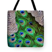 Folded Wings Tote Bag by Angelina Vick