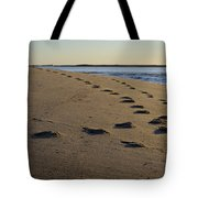 Follow Your Path Tote Bag by Luke Moore
