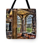 Fonthill Castle Office Tote Bag by Susan Candelario