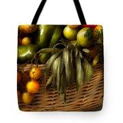 Food - Veggie - Sage Advice  Tote Bag by Mike Savad