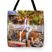 Forbes Island Tote Bag by Bill Gallagher