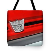 Ford F-500 - Route 66 - Winslow Arizona Tote Bag by Christine Till