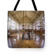 Fordyce Bathhouse Gymnasium - Hot Springs - Arkansas Tote Bag by Jason Politte