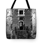 Forest Tower Tote Bag by Georgia Fowler