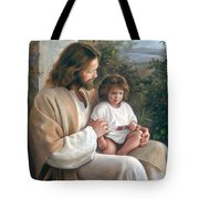 Forever And Ever Tote Bag by Greg Olsen